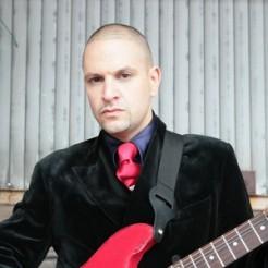 Photo portrait maquillage homme musicien Jan Stumke