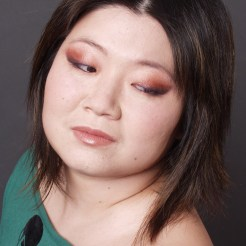 Maquillage mode peau asiatique