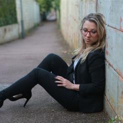 Shooting photo portrait mode rock Maquilleuse Coiffeuse Paris Photographe Paris